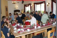 Rallye-Frühstück