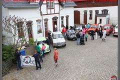 Start zur 2. OCC Rallye