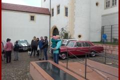 Besuch im Schloss Colditz