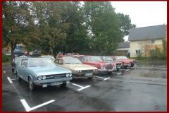 Abfahrt Parkplatz in Oberlungwitz